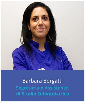 Barbara Borgatti - Centro Medico Lotta Spadaro